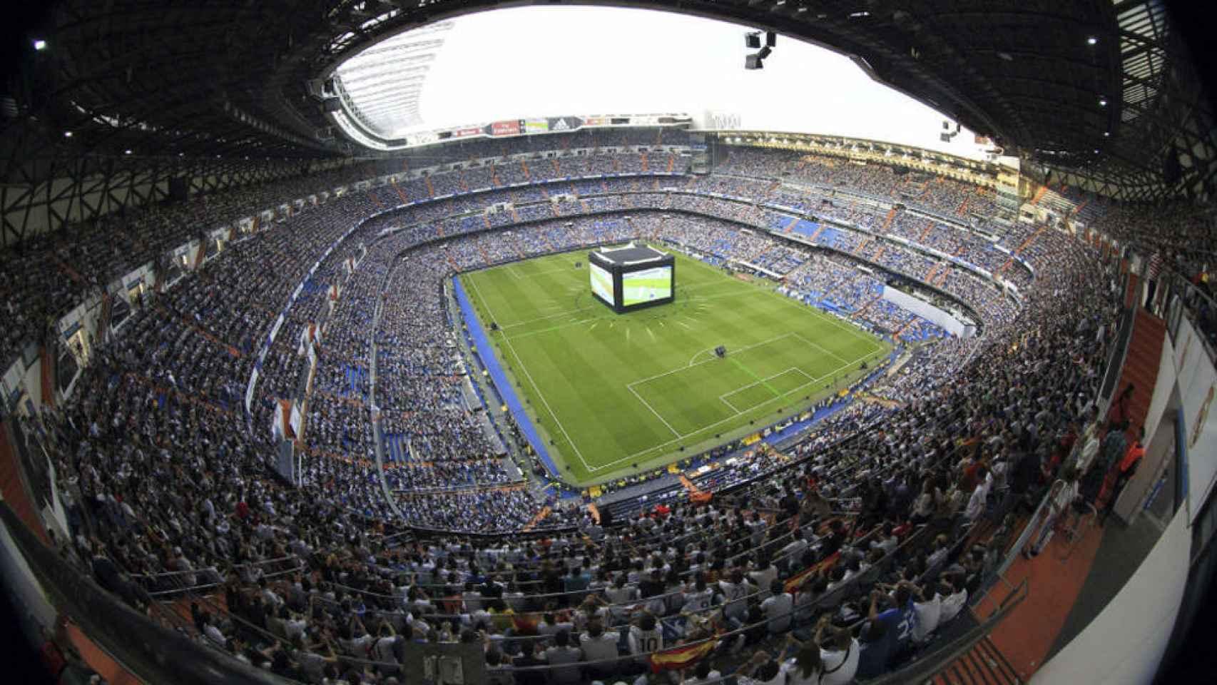Real Madrid Wallpaper Full Hd El Barcelona Propone Que El Bernab 233 U Sea El Estadio De La