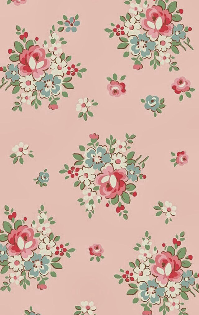Floral Wallpaper For Iphone 5 Original Size Of Image 2018795 Favim Com