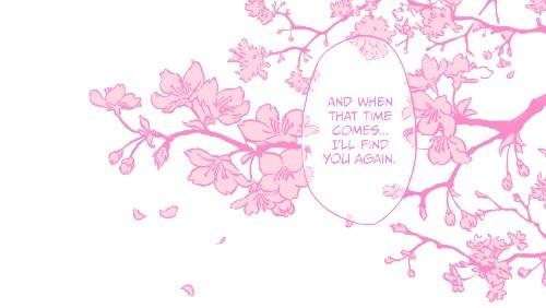 Sakura Falling Live Wallpaper Cherry Blossoms Cute Flowers Kawaii Manga Image