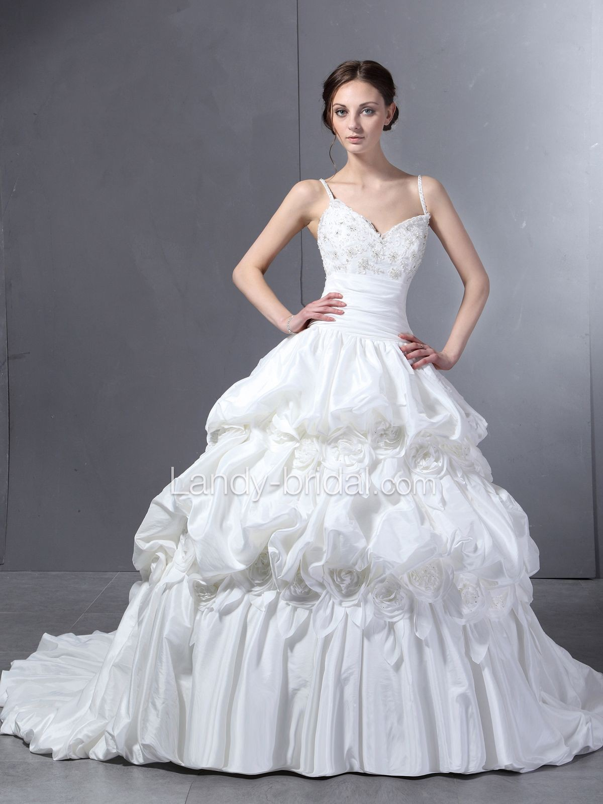Big Women Wedding Dress
