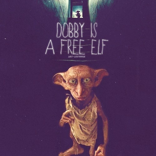 Dobby Quotes Wallpaper Dobby Harry Potter Image 636394 On Favim Com