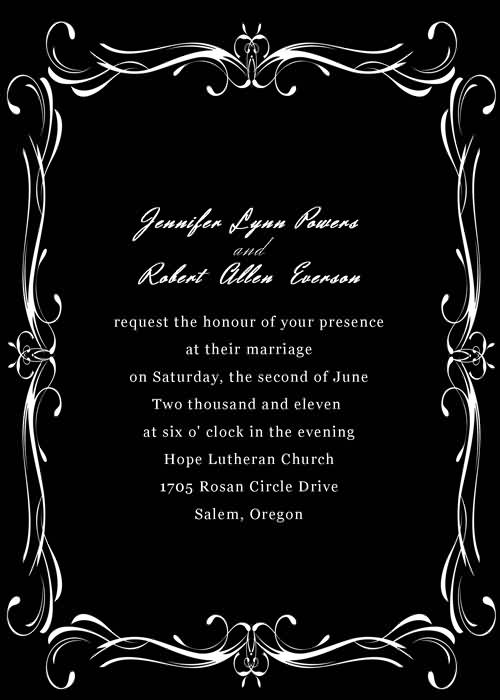 New Years Eve Wallpaper Iphone 6 Invitationstyles 2013 Fashion New Formal Frame Black