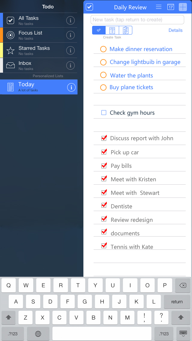 Well Done Lite - Things Todo, Simple To-Do List, Daily Task Manager
