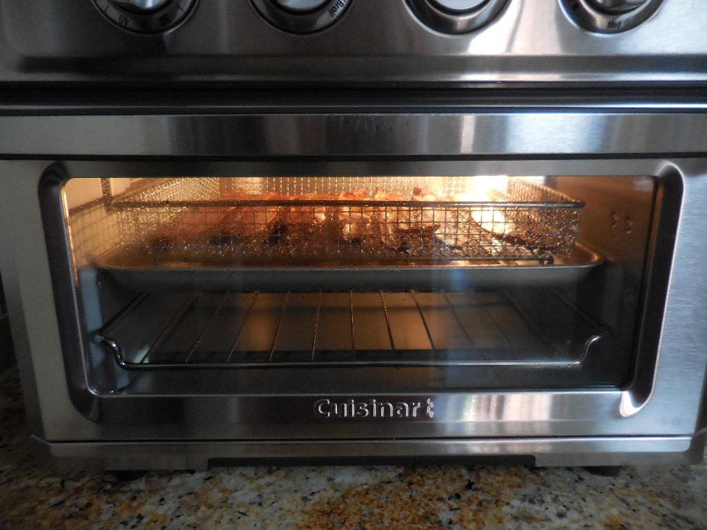 Cuisinart Air Fryer Oven Air Fried Bacon In The Cuisinart Toaster Oven Air Fryer