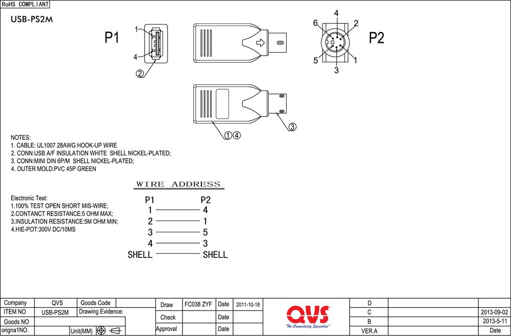 QVS - USB 20 and 11 PCI Cards