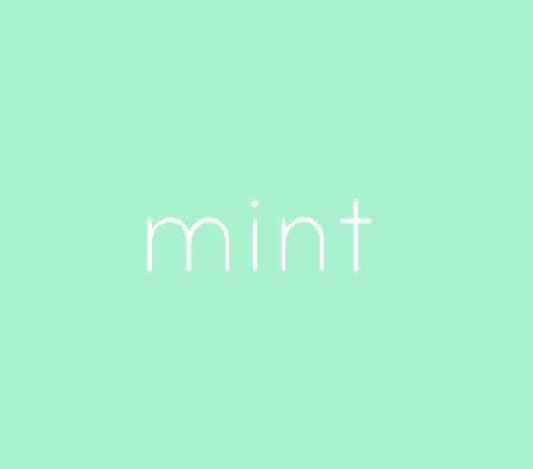 Cute Baby Girl Wallpaper With Quotes Mint Pastel Word Image 2215096 By Lady D On Favim Com