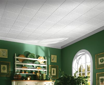 Deckenpaneele Material Impression Homestyle Ceilings Textured Paintable 12 Quot X 12