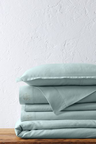 Duvet And Cover Garment Washed Linen Duvet Cover And Sham From Lands End