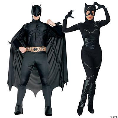 Batman Catwoman Couples Costumes