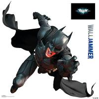 Batman - The Dark Knight Rises Wall Jammer Wall Decal
