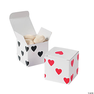 Lucky In Love Dice Gift Boxes Oriental Trading