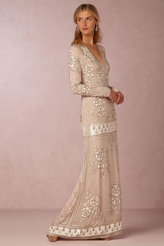 wedding dresses near richmond va wedding dresses richmond va Needle Thread Dust Rose Lake Gown Bhldn