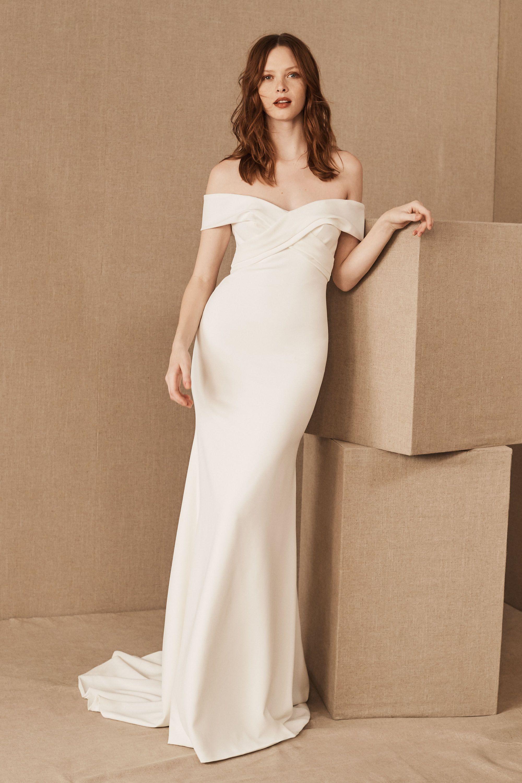 shop the bride wedding dresses strapless strapless wedding dresses Blake Gown Blake Gown