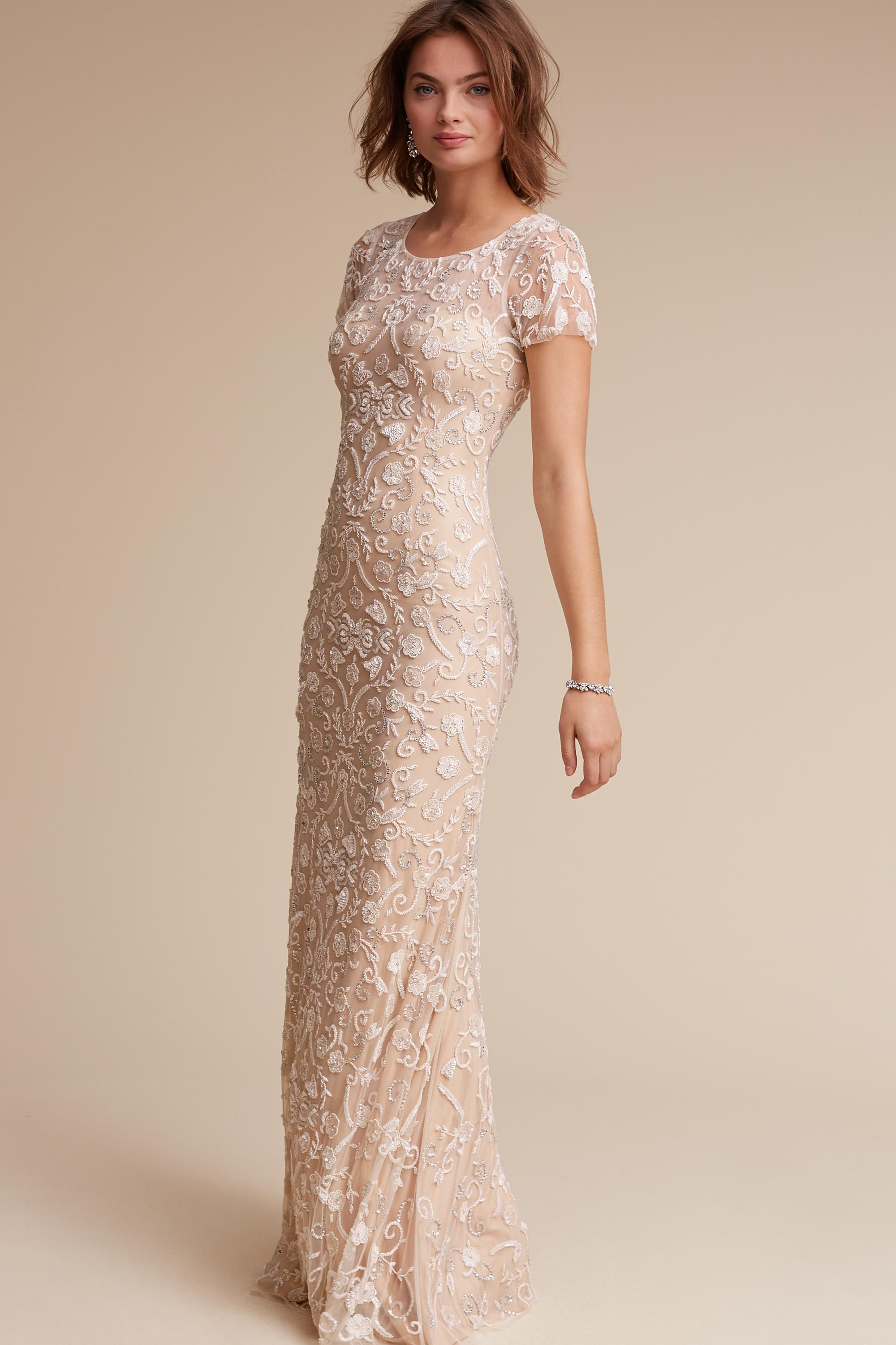 sale wedding dresses wedding dresses with sleeves Essex Gown