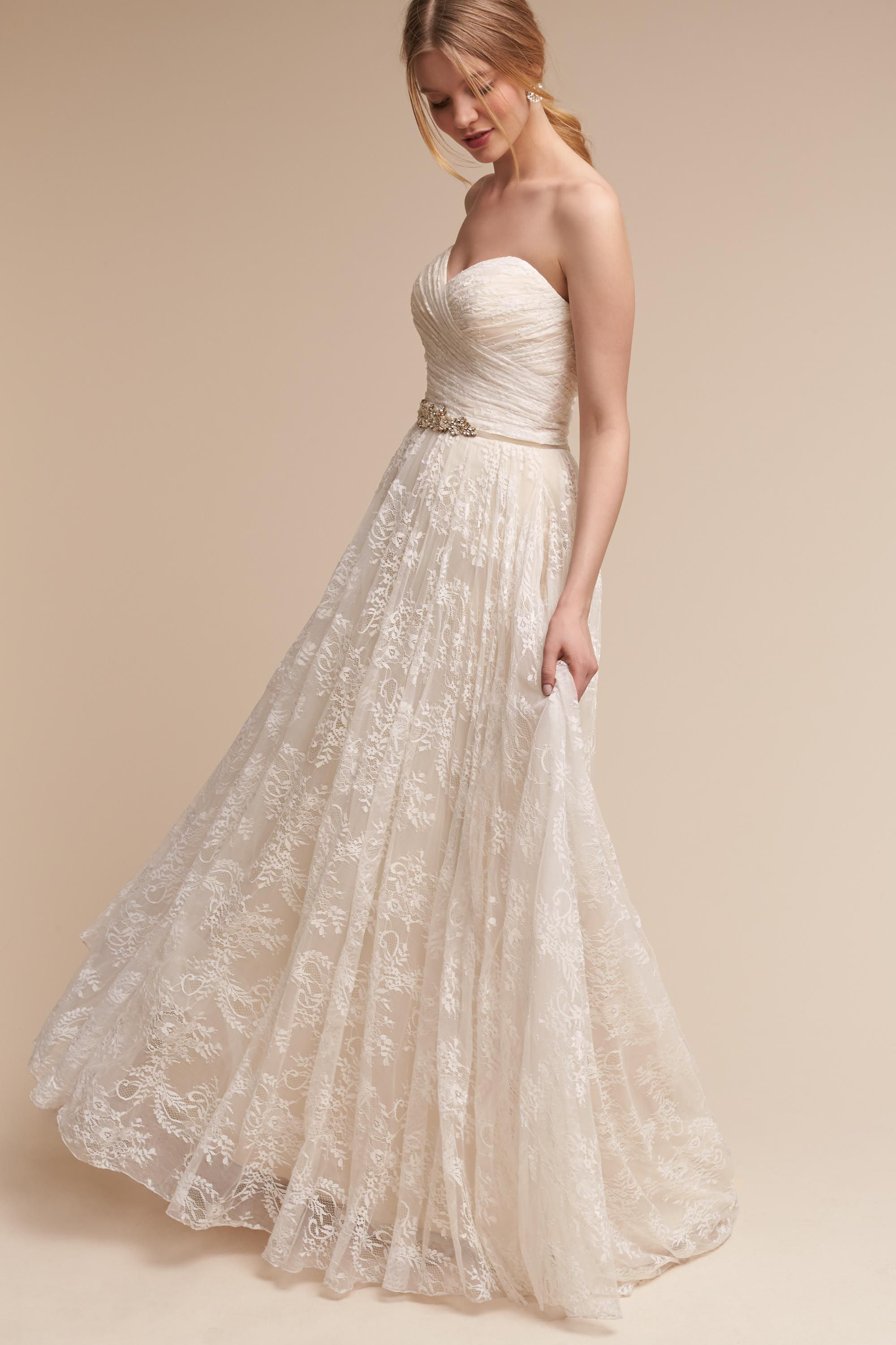 shop the bride wedding dresses a line wedding dress styles Freesia Gown Freesia Gown