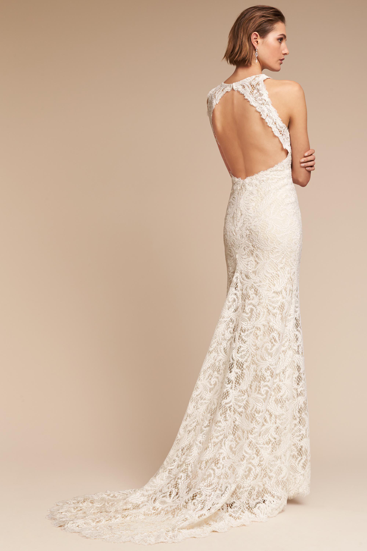 pinterest backless wedding dress backless wedding dresses Ventura Gown