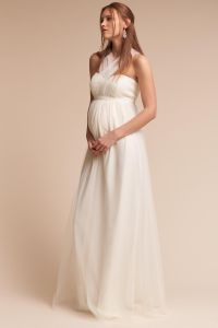 Serafina Maternity Dress Ivory in Bridesmaids & Bridal ...