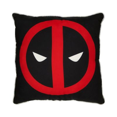 Marvel Deadpool TWIN Size 5 pc Bed Set Comforter Sheets