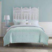 Anthology Moroccan Party Comforter Set in Mint Green ...