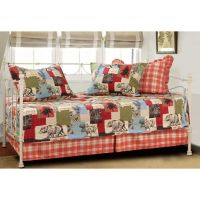 Buy Rustic Lodge Daybed Quilt Set from Bed Bath & Beyond