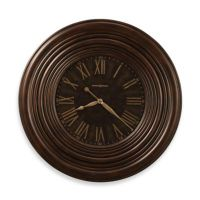 Buy Howard Miller Harrisburg Gallery 36-Inch Wall Clock ...