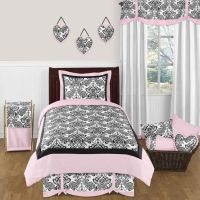Buy Sweet Jojo Designs Sophia 4-Piece Twin Bedding Set ...