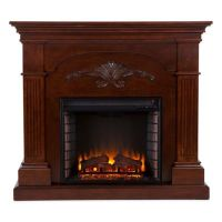 Southern Enterprises Sicilian Harvest Electric Fireplace ...