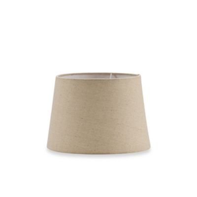 Mix Match Small 10 Inch Hardback Burlap Drum Lamp Shade
