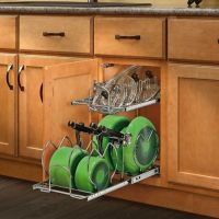 Rev-A-Shelf 2-Tier Cookware Organizer - Bed Bath & Beyond