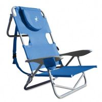 Ostrich-On-Your-Back Reclining Beach Chair - Bed Bath & Beyond