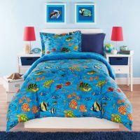Under the Sea Reversible Comforter Set - Bed Bath & Beyond