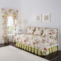 Waverly Emma's Garden Reversible 5-Piece Daybed Bedding ...