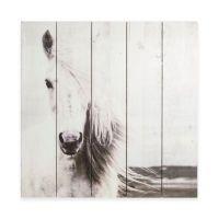 Graham & Brown Horse Wood Print Wall Art - Bed Bath & Beyond