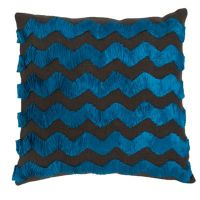 Buy Callisto Home Andrea Throw Pillow in Blue from Bed ...