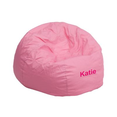 Buy Flash Furniture Personalized Kids Small Bean Bag Chair