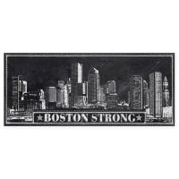 """Boston Strong"" Chalkboard Canvas Wall Art - Bed Bath & Beyond"