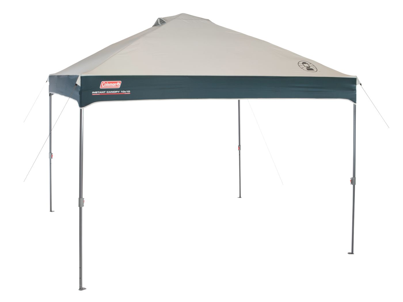 Pop Up Sun Shelter Canada 10 X 10 Instant Canopy Coleman