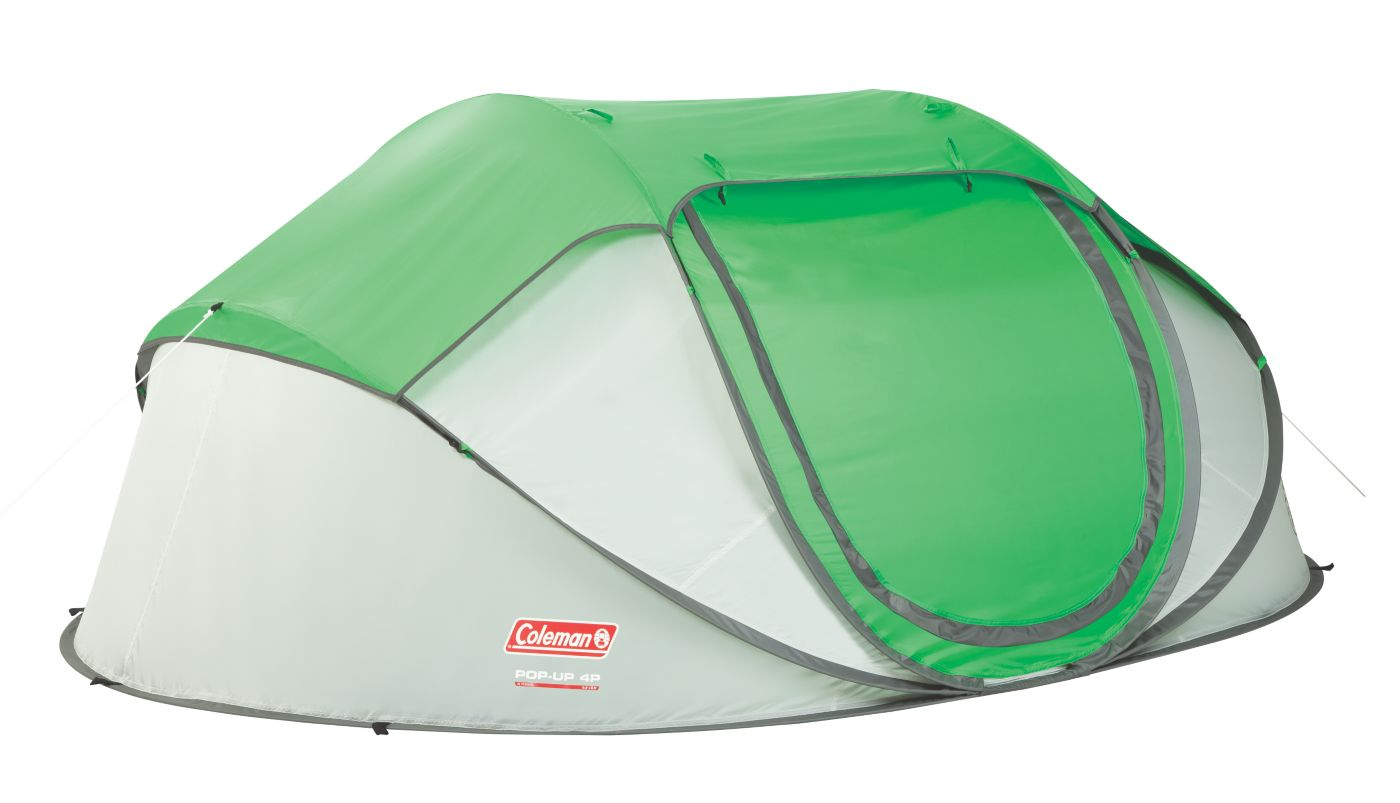 4 Camping 4 Person Pop Up Tent Coleman