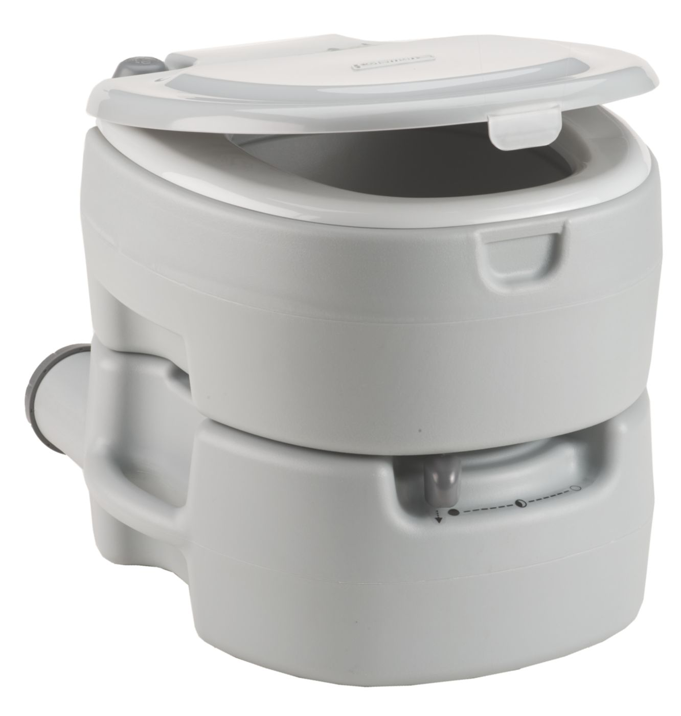 Camping Toilet Large Flush Toilet Coleman