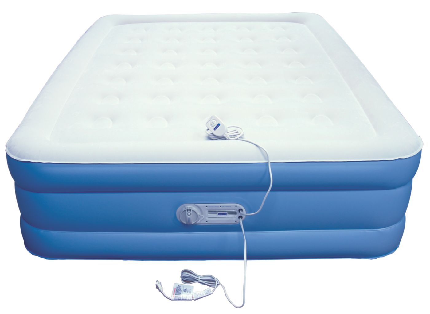 Camping Aero Bed Perfect Pressure Air Mattress Queen Aerobed
