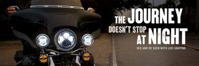 Motorcycle Led Lights Led Brake Head Light Kits