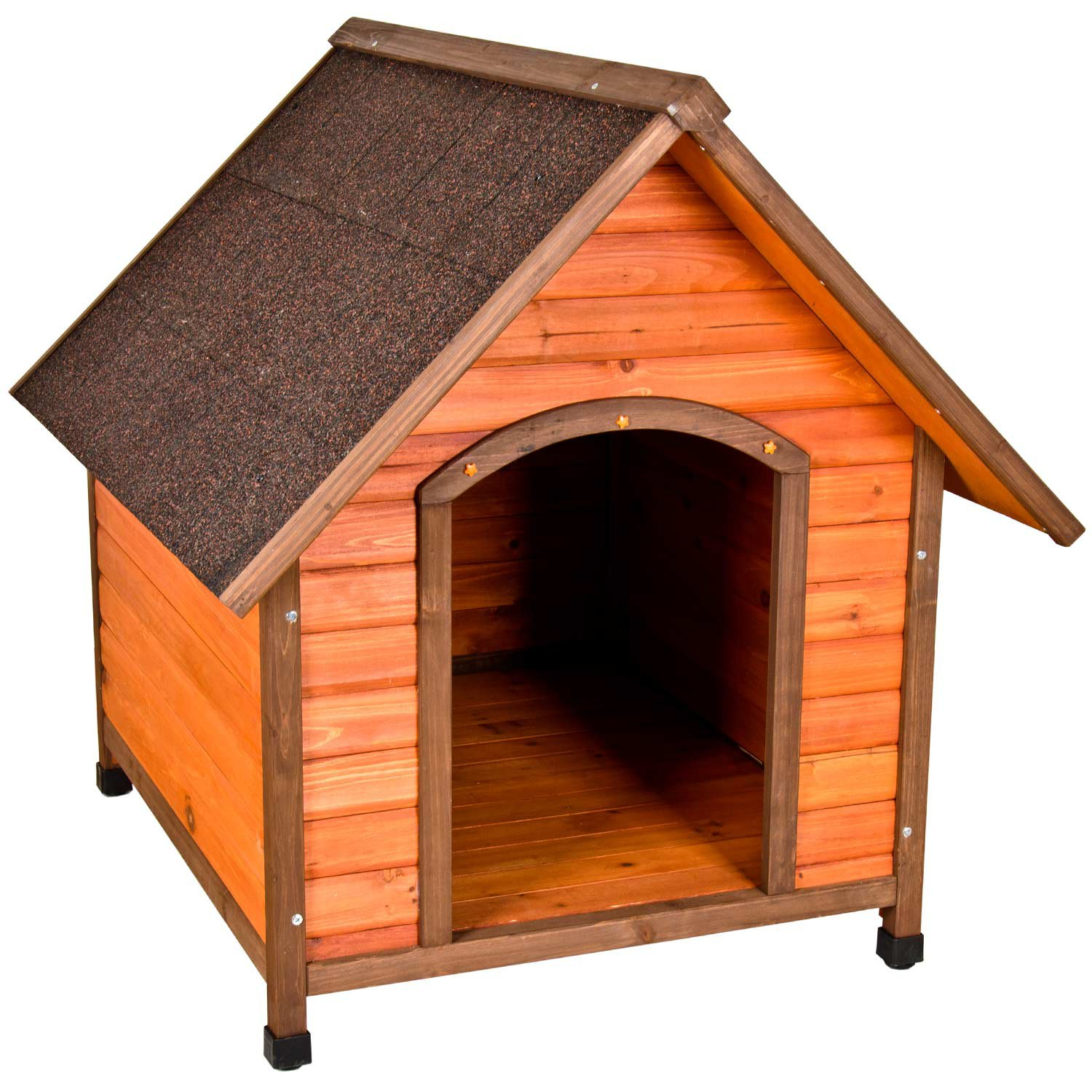 Dog House Ware Premium Plus A Frame Dog Houses Petco
