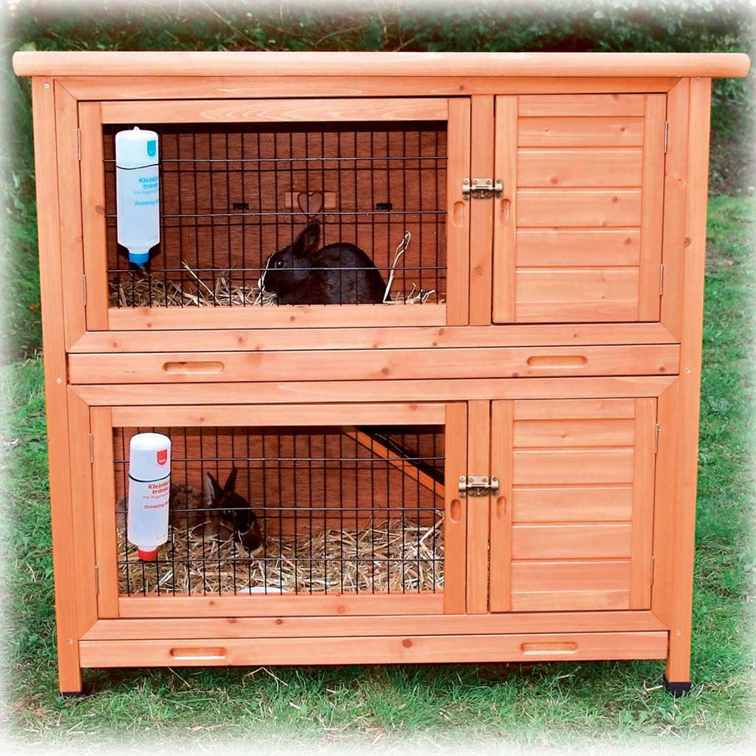 Cat Cage Gumtree Trixie Natura Two Story Rabbit Hutch Petco