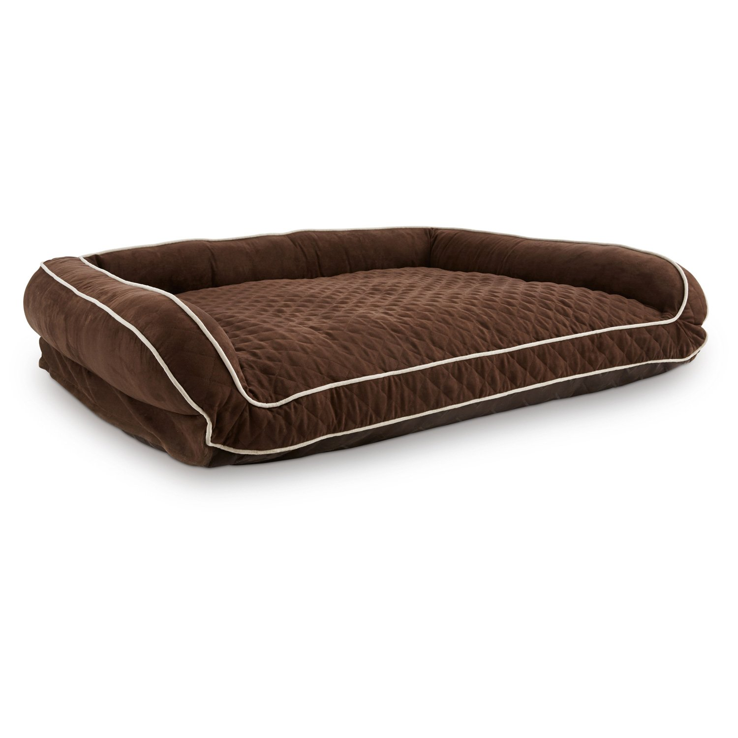 Foam Bed Dog Beds And Bedding Best Large And Small Dog Beds On Sale