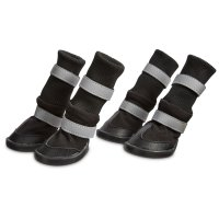 Good2GO Black All-Weather Dog Boots | Petco
