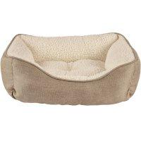 Harmony Khaki Nester Dog Bed | Petco