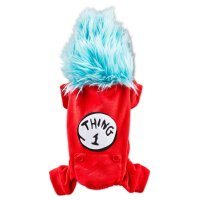 Dr. Seuss Thing 1 Pajama for Dogs | Petco