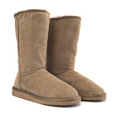 Women39s Mid Calf Boot Song S Natural Shiekh Shoes