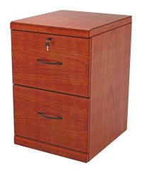 2 Drawer Wood File Cabinet Office Depot