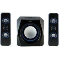 iLive IHB23B 2.1 Speaker System 150 W RMS Wireless ...